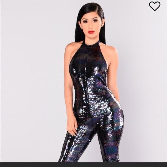 0d988cd2c3c6 Brand New Fashion Nova Genie in a bottle Jumpsuit
